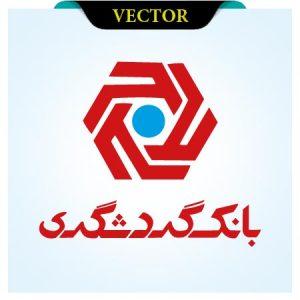 وکتور لوگوی بانک گردشگری