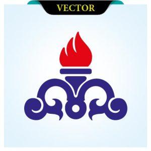 وکتور لوگوی شرکت نفت