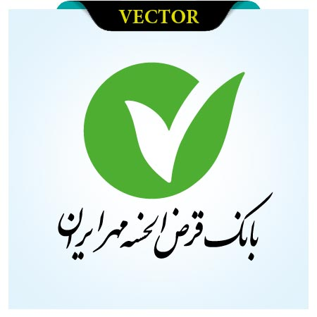 وکتور لوگوی بانک مهر ایران