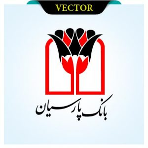 وکتور لوگوی بانک پارسیان