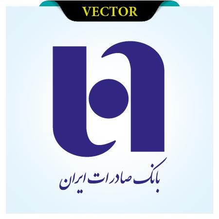 وکتور لوگوی بانک صادرات