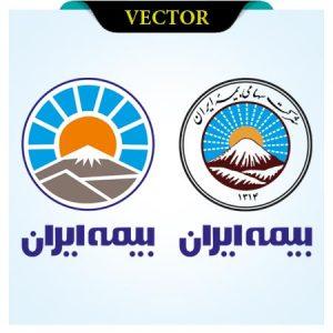 وکتور لوگوی بیمه ایران