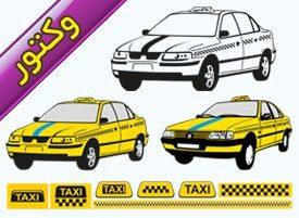 وکتور تاکسی