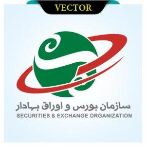 وکتور لوگوی سازمان بورس